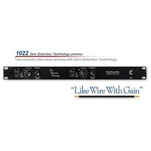 Earthworks 1022 Microphone Preamp