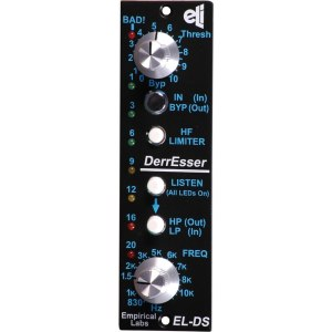 Empirical Labs DerrEsser 500-Series Dynamic High Frequency Fixer