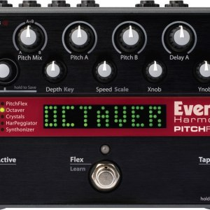 Eventide PitchFactor Guitar Effects Pedal, Harmonizer