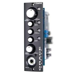 Grace Design M501 500-Series Microphone Preamp Module
