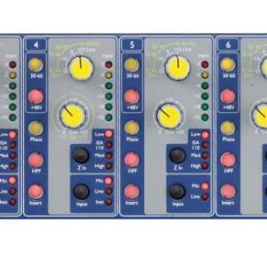Focusrite ISA 828 8 Channel Microphone Preamp