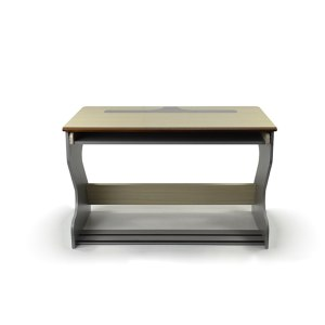 Zaor Miza Jr Compact Studio Desk Grey/Oak
