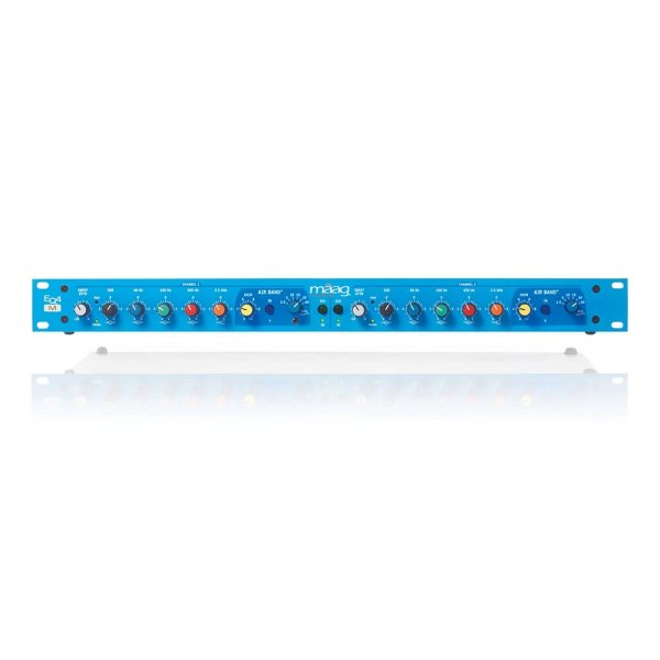 Maag Audio EQ4M - 6-Band Dual Channel Mastering EQ with AIR BAND