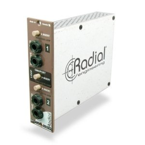 Radial Shuttle 500-Series Insert Loop Module