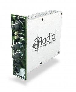 Radial Tank Driver 500-Series Reverb Module