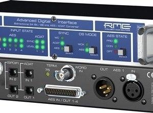 RME ADI-4 DD 8-Channel 24 Bit/96 kHz Dual Format Converter