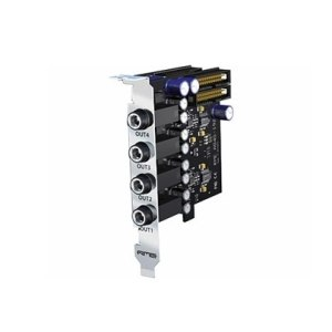 RME AO4S-192-AIO Analogue Expansion Board (4 TRS Outputs) For HDSP 9632 and HDSPe AIO