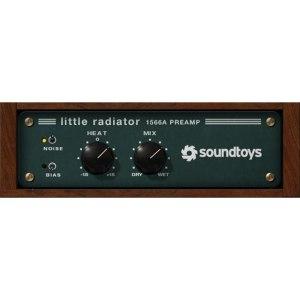 SoundToys Little Radiator VST AU RTAS Mac/Windows Digital Download