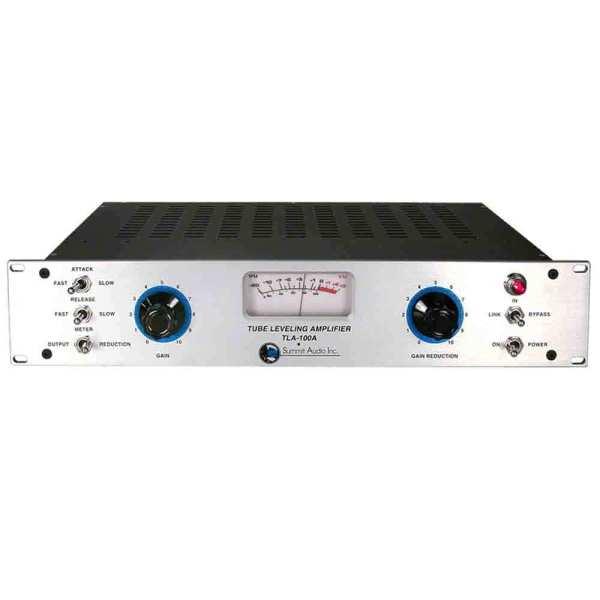 Summit TLA-100A Tube Leveling Amplifier