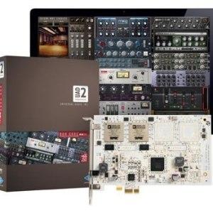 Universal Audio UAD-2 QUAD Core PCIe DSP Acelerator Card