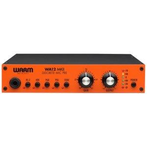 Warm Audio WA12mk II  Microphone Preamp