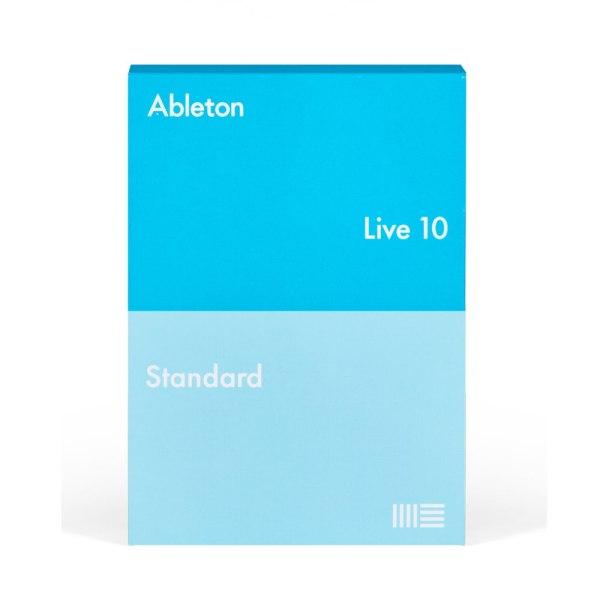 Ableton Live 10 Standard - Download