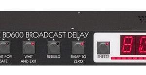 Eventide BD600 Broadcast Delay
