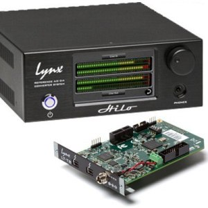 Lynx Hilo LT-TB - 2 Channel AD/DA Converter with Thunderbolt Card Bundle