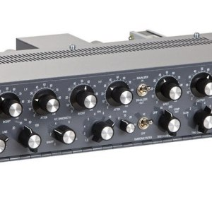 Retro Instruments Powerstrip Tube Recording Channel