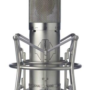 Sontronics STC2SL (Large Diaphragm Microphone - SIlver)