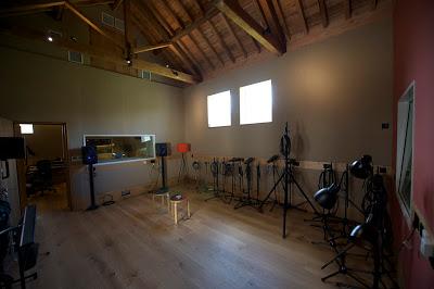 Radial Studio Live Room