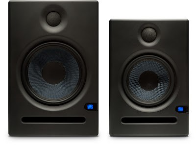 Presonus Eris Speakers available from Kazbar Systems