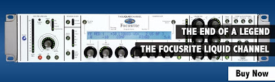 Focusrite Liquid Channel Now Discontinued