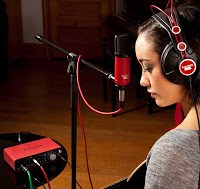 Focausrite Scarlett Studio Recording Package available from Kazbar Systems