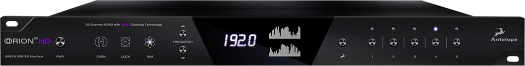 Antelope Audio Orion 32HD Audio Interface available from Kazbar Systems