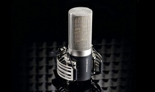 Audio Technica 5040 Condenser Microphone available from Kazbar Systems