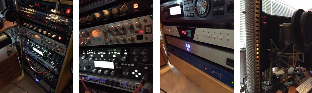 Ben Cullum Sunhatch Studio Installation from Kazbar Systems
