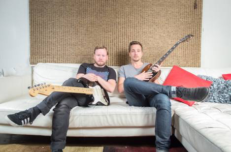 Electric Songwriter Duo Choose The Telefunken AR-51 Microphone purchased from Kazbar Systems