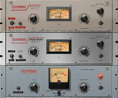 Universal Audio UAD2 Effects available from Kazbar Systems