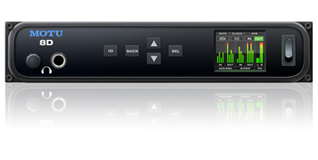 MOTU 8D available from Kazbar Systems