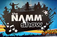 Namm Show 2013 Show with Kazbar Systems