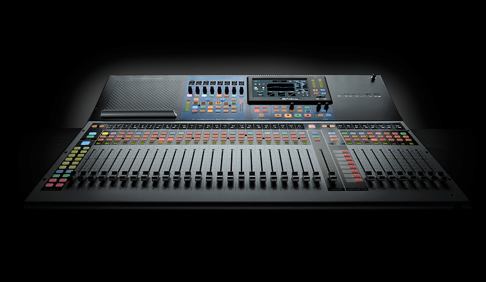 Presonus StudioLive 32 available from Kazbar Systems