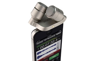 Rode iXY Stereo Microphone for iOS available from Kazbar Systems