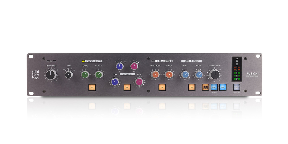 SSL Fusion available from Kazbar Systems, the UK's premier Pro Audio Sales & Studio Installations company