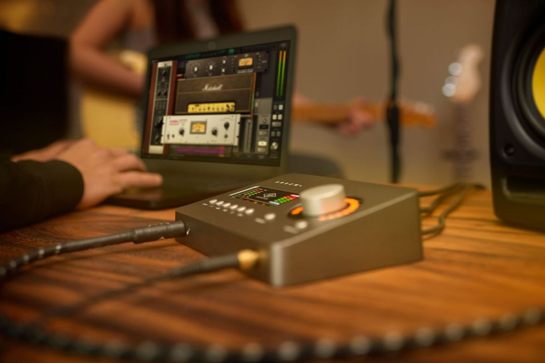 Universal Audio Arrow available from Kazbar Systems