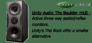 Unity Audio Boulders MKII