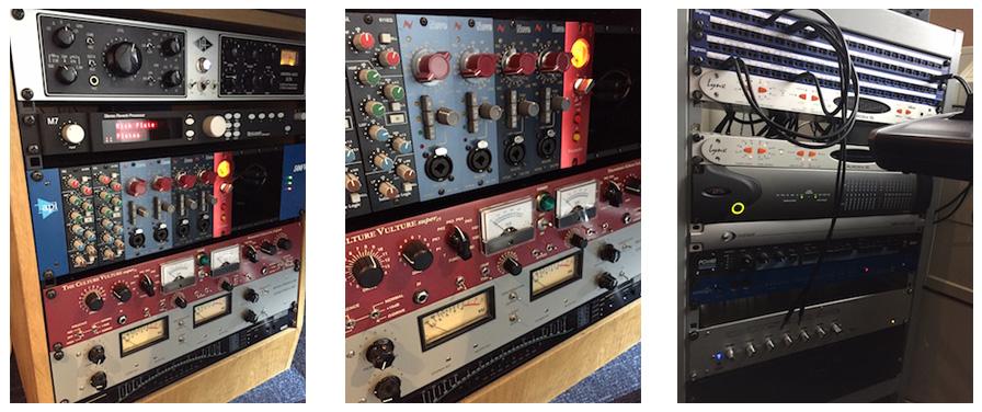 Universal Music Publishing Studio Upgrade from Kazbar Systems