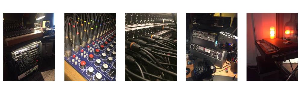 Daydream Music photo collage