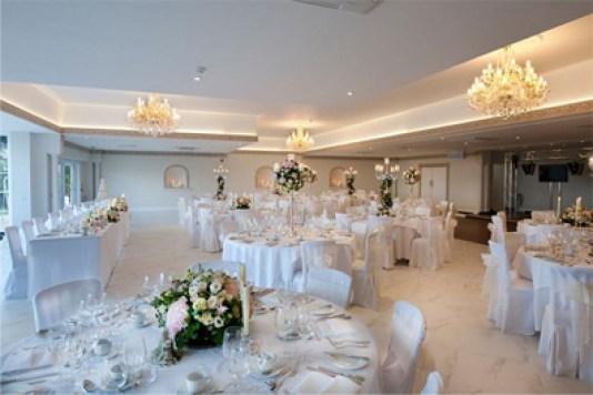 Froyle Park Country Estate' Grand Ballroom