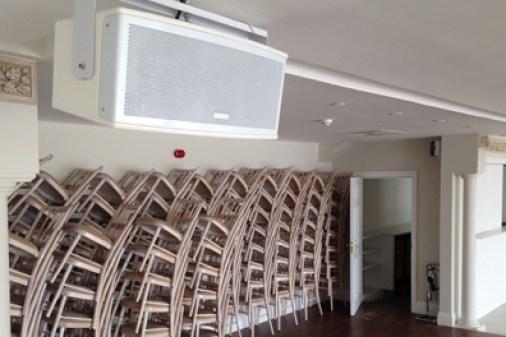 Froyle Park Country Estate Grand Ballroom Speaker