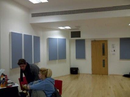 Sylvia Young Theatre School's Live Room
