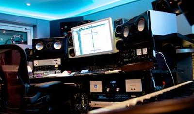 James Reynolds Recording Studio