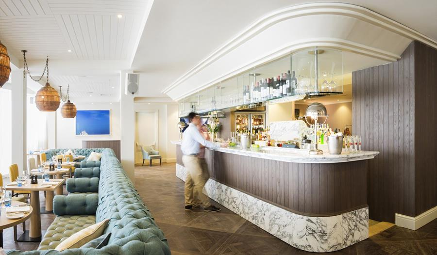 Harbour Hotel Salcombe Bar