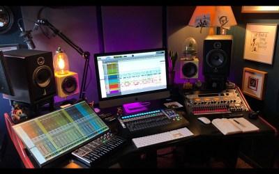 Wag Marshall-Page Studio Upgrade