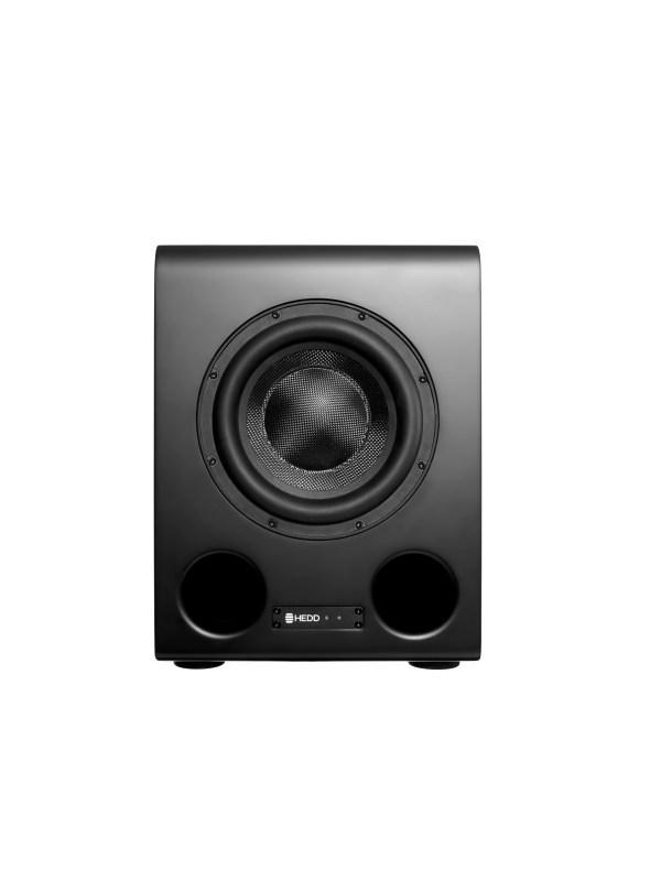HEDD Audio Bass 08 Black Front