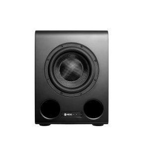 HEDD Audio Bass 08 Black Front
