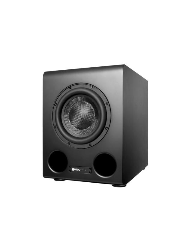 HEDD Audio Bass 08 Black Side