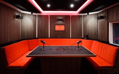 Voxpod Podcasting Studio in London