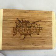 kaz bros design shop cutting board