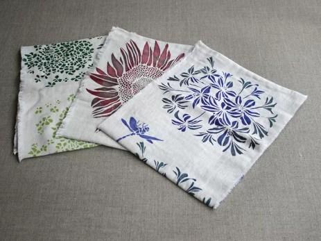 布の花屋さん(3枚組)